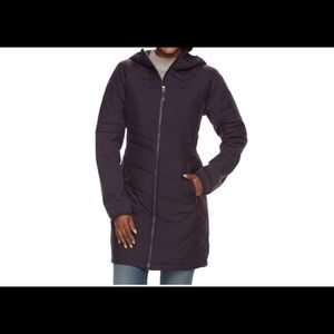 Columbia long thermal coil jacket size L
